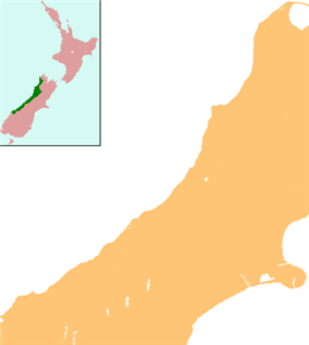 Barrytown is located in West Coast
