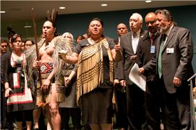 endorses Declaration on the Rights of Indigenous People, 2010