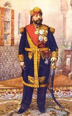 Muhammad V an-Nasir of Tunis