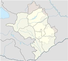 Gtichavank is located in Nagorno-Karabakh Republic