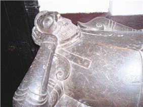 Koniecpolski's effigy