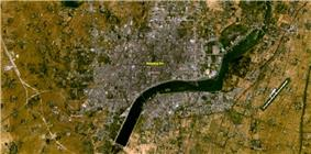 Satellite view of Nanyang