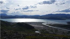 Narsarsuaq and Tunulliarfik Fjord