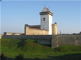 Hermann castle, Narva