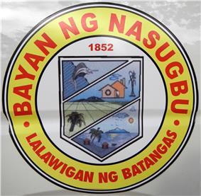 Official seal of Nasugbu
