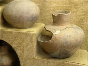 Pottery from the Fatherland Site