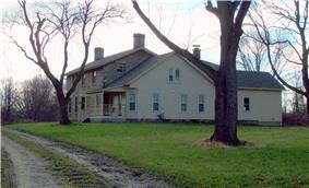 Nathan Comstock Jr. House