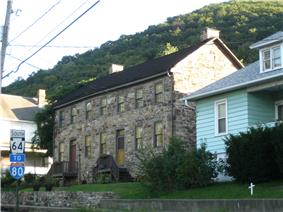 Nathan Harvey House