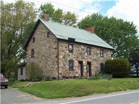 Nathan and Susannah Harris House