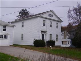 Nathaniel Backus House
