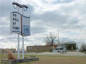National Agriculture Hall of Fame in Bonner Springs