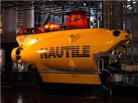 Nautile (sous-marin de poche) - La Vilette - Paris - 2003.JPG