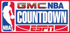 NBA Countdown logo