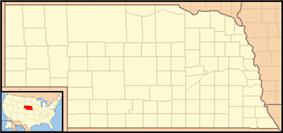 Columbus is located in Nebraska