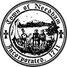 Official seal of Needham, Massachusetts