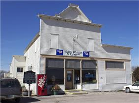 Nelson and Albin Cooperative Mercantile Association Store