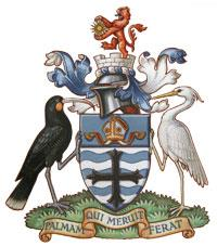 Coat of arms of Nelson City