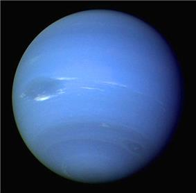 NASA image of Neptune
