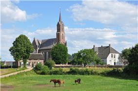 Church in Alem