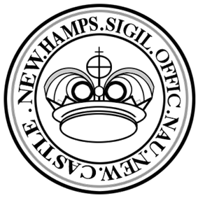 Official seal of New Castle, New Hampshire