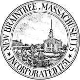 Official seal of New Braintree, Massachusetts