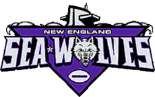 New England Sea Wolves logo