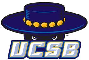 UC Santa Barbara Gauchos athletic logo