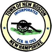 Official seal of New Boston, New Hampshire