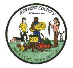 Seal of New Kent County, Virginia