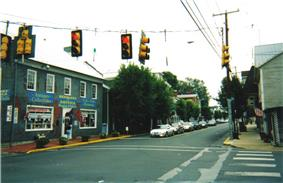 Downtown New Market