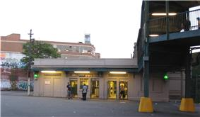 New Utrecht Avenue Station (Dual System BRT)