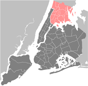 Co-op City is located in Bronx