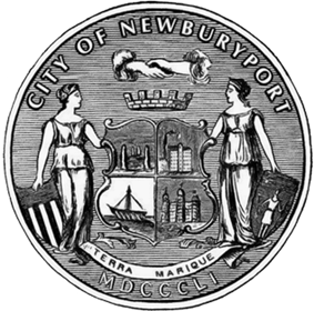 Official seal of Newburyport, Massachusetts