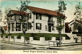 Newell Rogers House