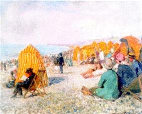 Nicolae Vermont - Plaja (la Dieppe).jpg