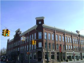 Nisbett Building
