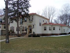 Nokomis Knoll Residential Historic District