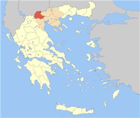 Pella within Greece