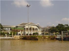 Nonthaburi Museum, formerly Nonthaburi Provincial Hall