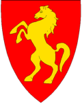 Coat of arms of Nord-Fron kommune