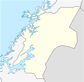 Sørli is located in Nord-Trøndelag