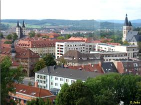 Nordhausen: City centre