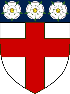 Arms of the County Council of the North Riding of Yorkshire