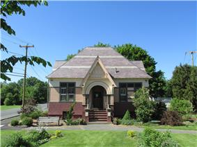 North Amherst Center Historic District