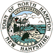 Official seal of North Hampton, New Hampshire