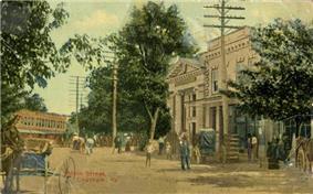North Main Street, Chatham, circa 1909