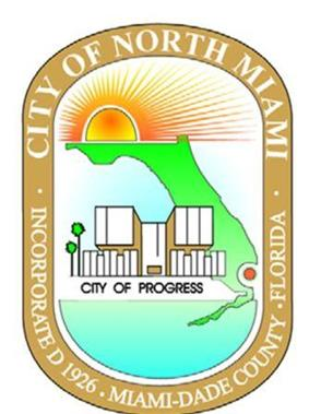 Official seal of North Miami, Florida