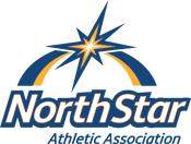 North Star Athletic Association logo