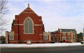 North Woodward Congregational Church