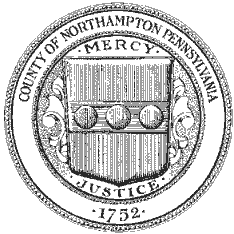Seal of Northampton County, Pennsylvania